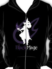 Black Mage - Final Fantasy XIV [black] T-Shirt
