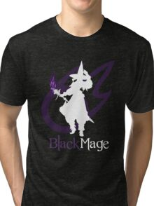 Black Mage - Final Fantasy XIV [black] Tri-blend T-Shirt