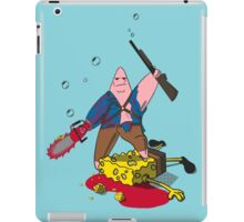 Ashtrick SpongiteHunter iPad Case/Skin