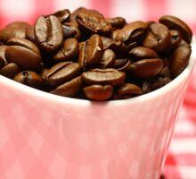 Coffee beans Sticker