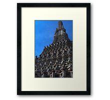 Bangkok Gothic Framed Print