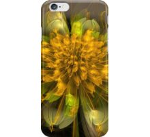 Marigold iPhone Case/Skin