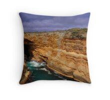 Great Ocean Road Series - 50th Anniversary Throw Pillow