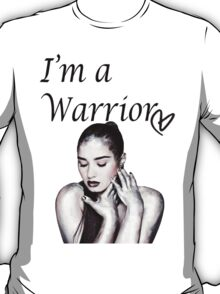 Demi Lovato Warrior T-Shirt