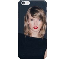 Painting of Taylor Swift iPhone Case/Skin