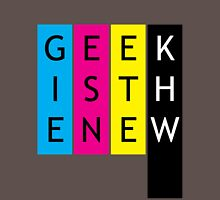 Geek is the new... Unisex T-Shirt