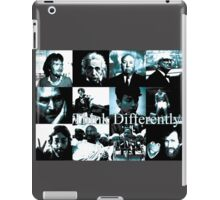 Think Differently  Homeage to Steve Jobs iPad Case/Skin
