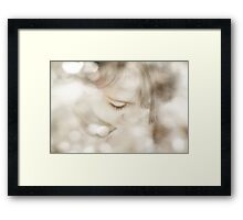 Hi lite Framed Print