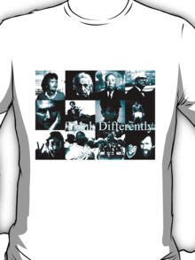 Think Differently  Homeage to Steve Jobs T-Shirt