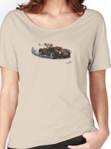 Steampunk Cobra (Green) Women's Relaxed Fit T-Shirt