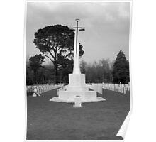 war memorial in southampton  Poster