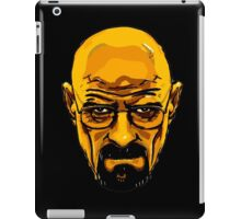 Walter White - Heisenberg - Breaking Bad iPad Case/Skin