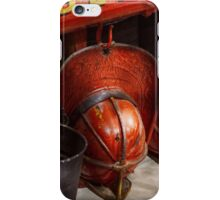 Fireman - Hats - I volunteered for this  iPhone Case/Skin