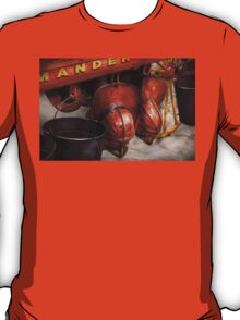 Fireman - Hats - I volunteered for this  T-Shirt
