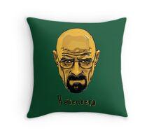 Walter White - Heisenberg - Breaking Bad - T Shirt and more Throw Pillow
