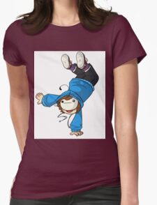 Cryaotic- BALANCE! Womens Fitted T-Shirt