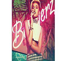 Miley Bangerz Photographic Print