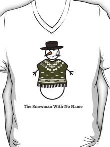 The Snowman With No Name T-Shirt