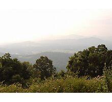 Beautiful Valley Photographic Print
