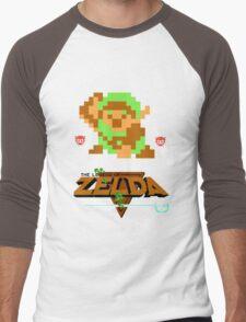 Classic Zelda Men's Baseball ¾ T-Shirt