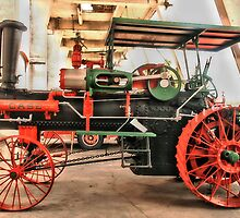 Steam Powered by Roland Pozo