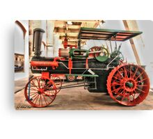 Steam Powered Canvas Print