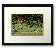 From Murky Depths Framed Print