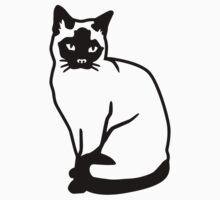 Siamese cat Kids Clothes