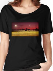 Flylo Until the Quiet Comes  Women's Relaxed Fit T-Shirt