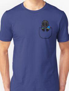 TeamFortress 2 Pocket Pyro (Blue) T-Shirt