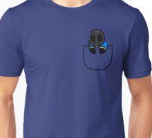 TeamFortress 2 Pocket Pyro (Blue) Unisex T-Shirt