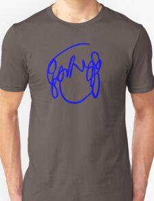 Scott Pilgrim VS the World - Have you seen a girl with hair like this...Ramona Flowers DARK BLUE T-Shirt
