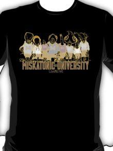 MISKATONIC TEAM 1925 T-Shirt