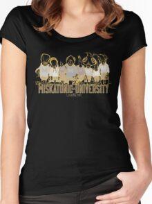 MISKATONIC TEAM 1925 Women's Fitted Scoop T-Shirt