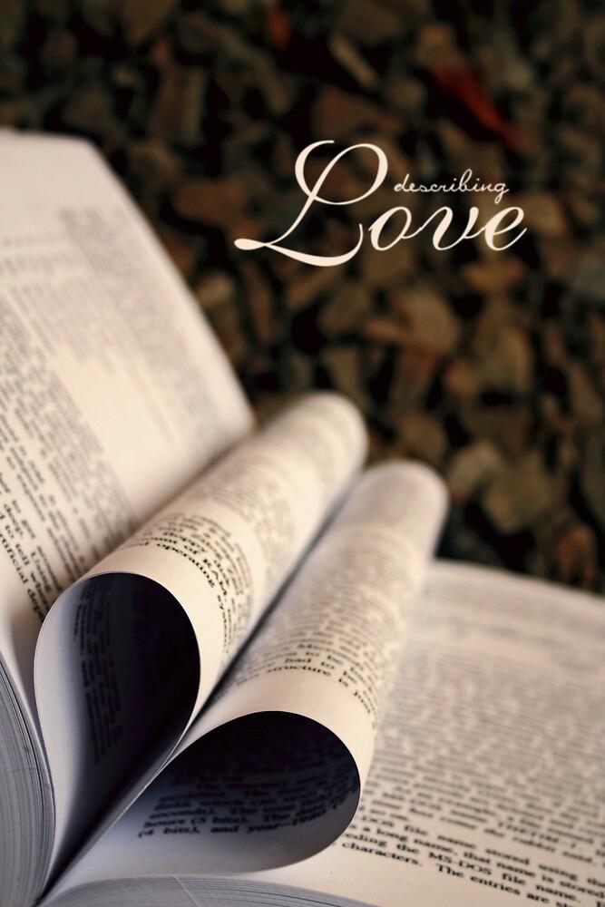 Describing Love by Rachmat Lianda
