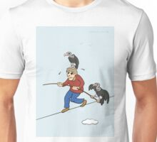 Tightrope Vulture Venture Unisex T-Shirt