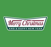 Merry Krispmas Kids Clothes