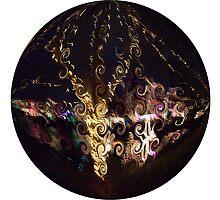 Spherical Swirls 2 by steelwidow
