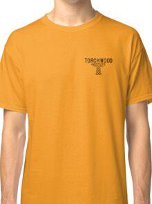 Torchwood employee shirt 1  Classic T-Shirt