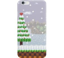 Green Hill Christmas iPhone Case/Skin