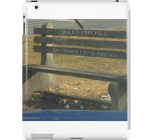 Baltimore iPad Case/Skin