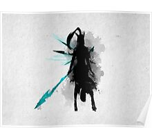Kalista By brunonic. Poster