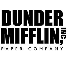 DUNDER MIFFLIN INC Photographic Print