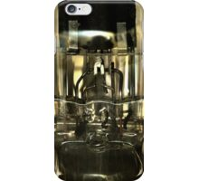 Vintage vacuum tube iPhone Case/Skin