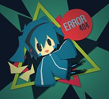 Kagerou Project - ENE by dcinfected