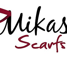 Mikasa's Scarfs Incorporated by outermostdig