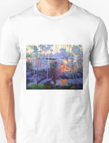 Late afternoon rocks T-Shirt