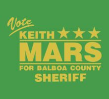 Keith Mars for Sheriff (Color) by huckblade