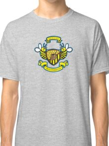 Honey Bees Coat of Arms Classic T-Shirt