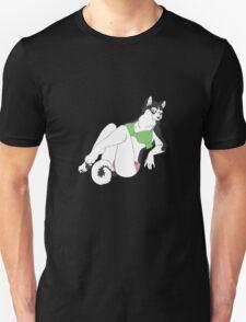 Black Husky Gal T-Shirt